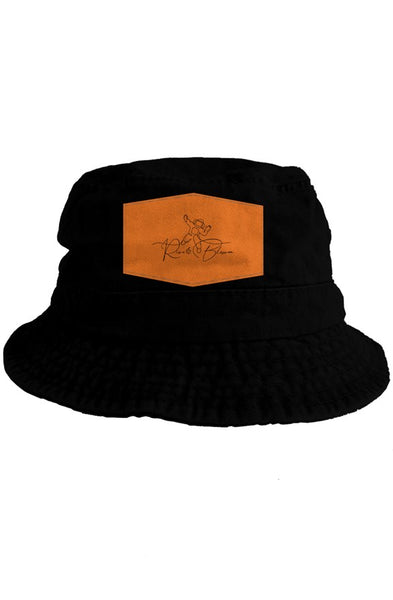 Orange Patch bucket