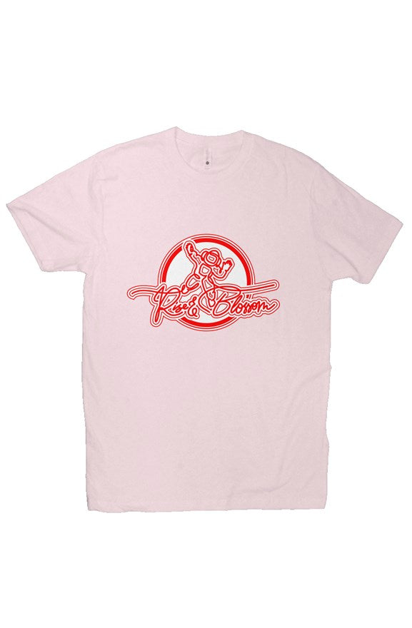 Pink Rise and Blossom Premium Crew