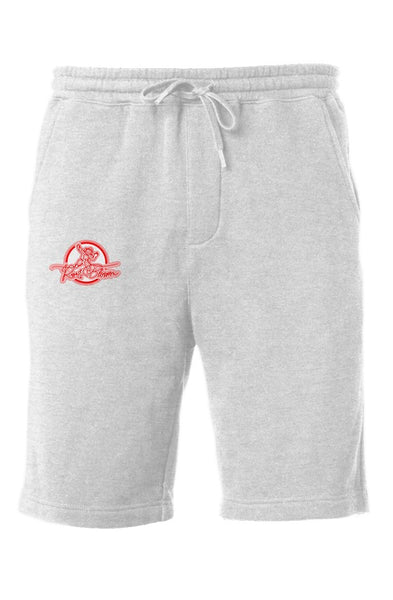 Rise and Blossom Fleece Shorts