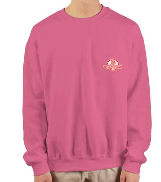 Rise and Blossom crewneck sweatshirt