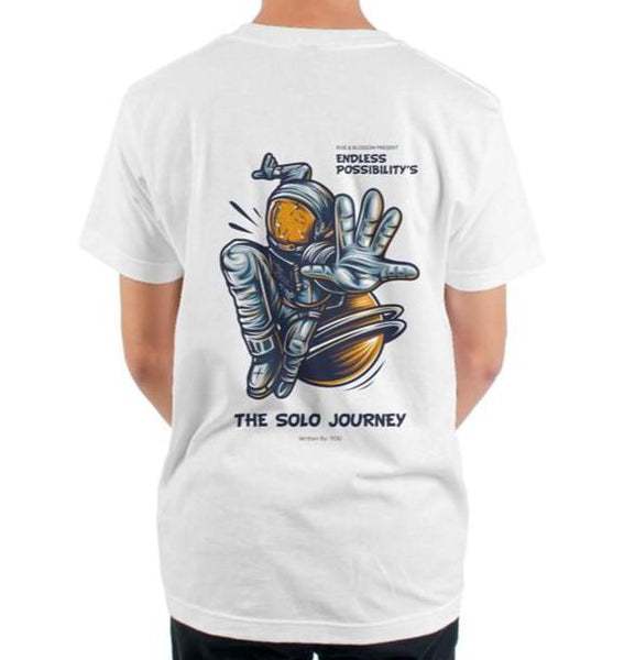 The Solo Journey mens t shirt