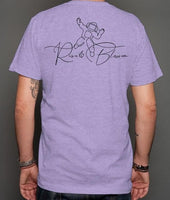 Rise and Blossom  t shirt