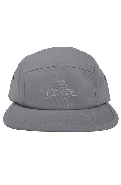 Rise and Blossom Grey original 5 panel