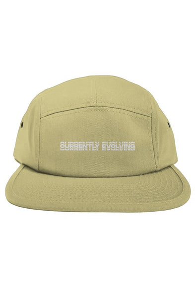 Currently Evolving Khaki original 5 panel