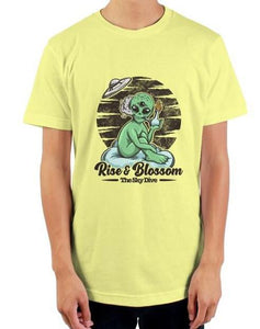 Rise and Blossom The Sky Dive T shirt
