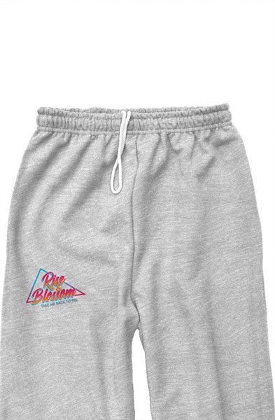 Rise and Blossom X Take me back to the 90s classic sweatpants