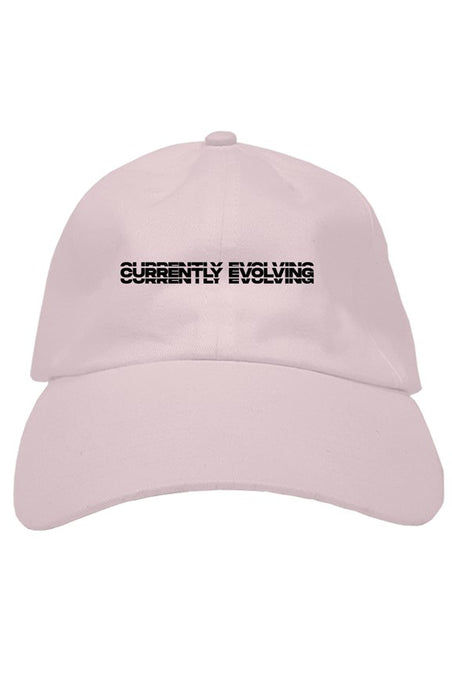 Rise & Blossom X Currently Evolving premium dad hat