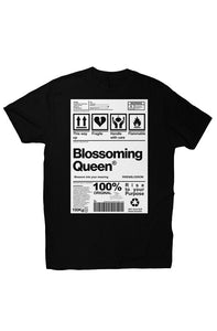 Rise & Blossom X Blossoming Queen Label
