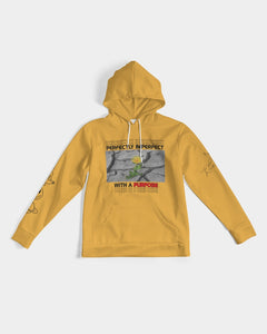 Rise & Blossom X Perfectly Imperfect with a Purpose Mustard Hoodie