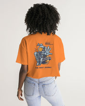 Load image into Gallery viewer, Rise & Blossom X The Solo Journey Women's Lounge Cropped T