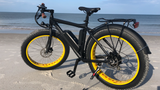 "The ""OG"" Fat Tire Yellow Mountain Bike"