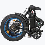 """Taco"" Foldable 20inch Fat Tire Bike"