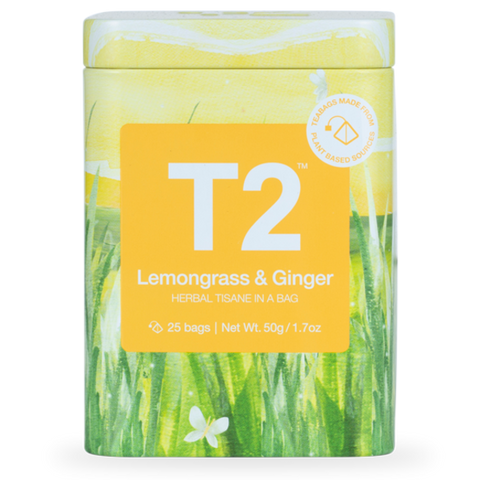 T2 Lemongrass & Ginger