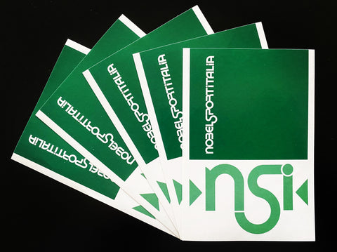 Sticker - NSI Noble Sport Italia