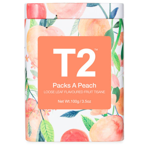 T2 Packs a Peach