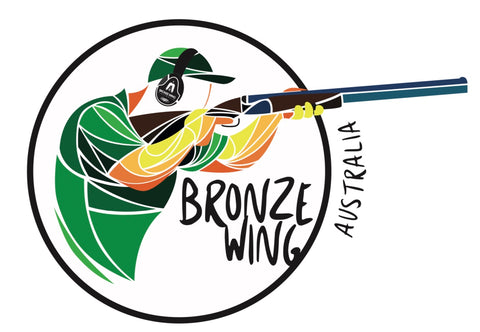 Sticker - BRONZE WING Shooter