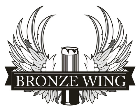 Sticker - BRONZE WING Wings