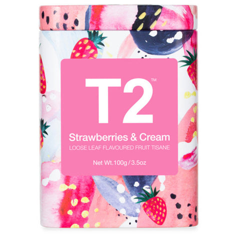 T2 Strawberries & Cream