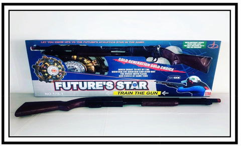 Future Star Toy Shotgun with Target