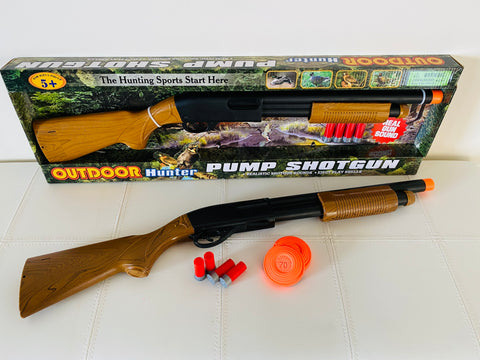 Pump Action Toy Shotgun