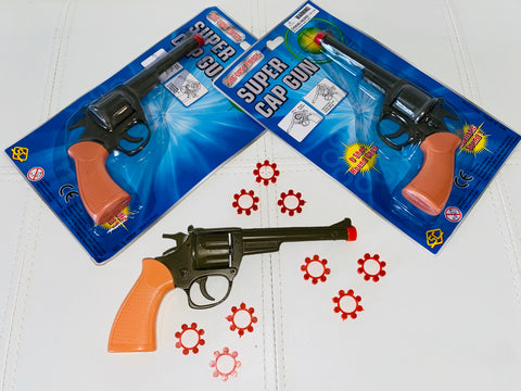 Die Cast Metal Super Cap Gun