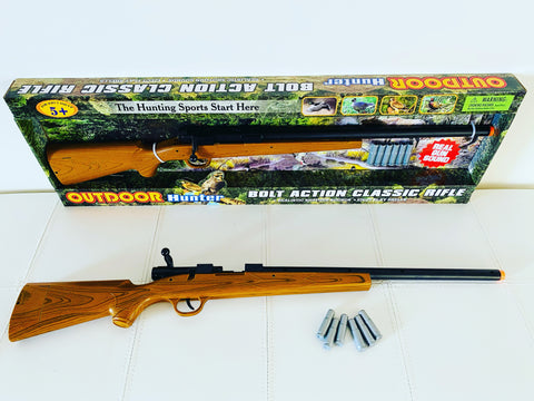 Bolt Action Classic Toy Rifle