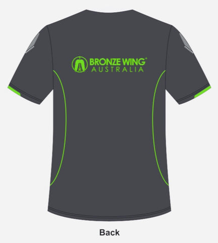 BRONZE WING Razor Men's Tee
