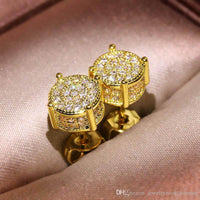 Unisex Studs Earrings - FashionBazzaar