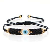 Evil eye beaded Bracelet - FashionBazzaar