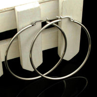 Big Hoop Earrings - FashionBazzaar