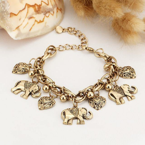 Fashion Alloy Carnival anklet - FashionBazzaar