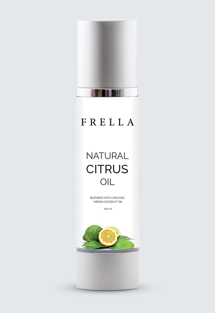 Frella Natural Fragrance Citrus Oil