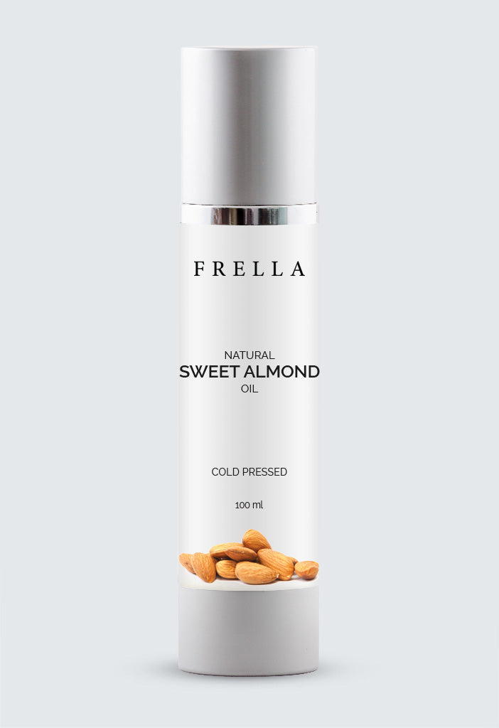 Sweet Almond Hair & Body Oil