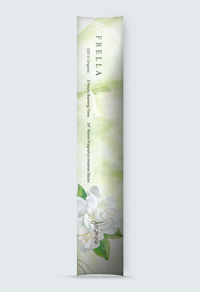 Natural Jasmine Fragrance Incense Sticks