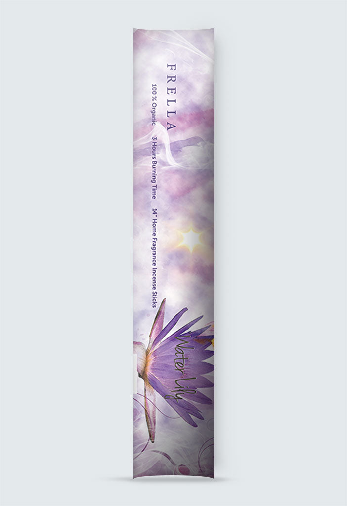 Natural Water Lily Fragrance Incense Sticks