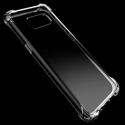 Tech M-8 6D Airbag Shockproof Silicone Case For Samsung Galaxy S8 S9 S10 Plus S7 Edge S10