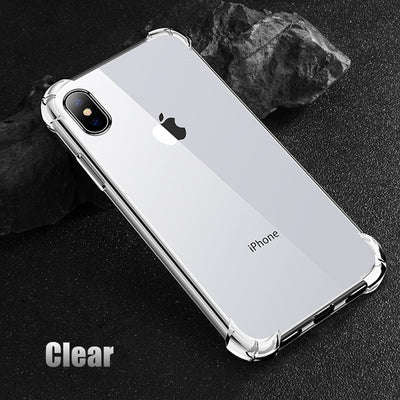 TechM-8 6D Premium Shockproof (AirBag) Armor Case For Apple iPhone