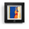 frame socks red blue yellow our village colorful socks artsocks frame