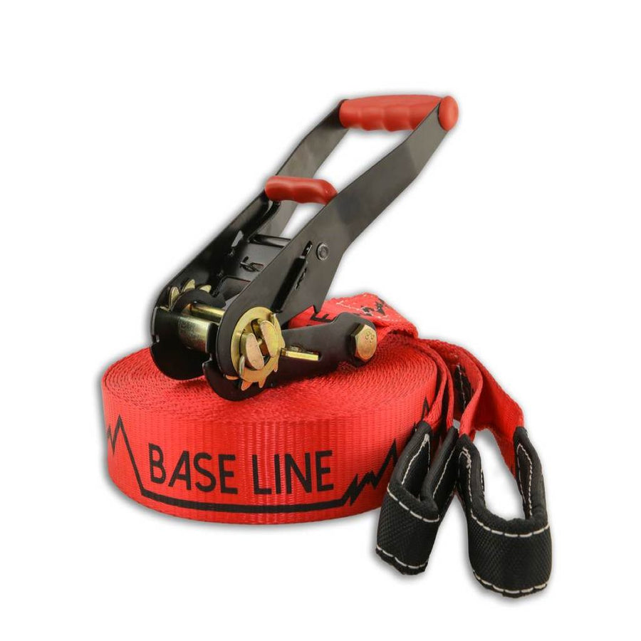 Base Line Slackline Kit - 85 Ft