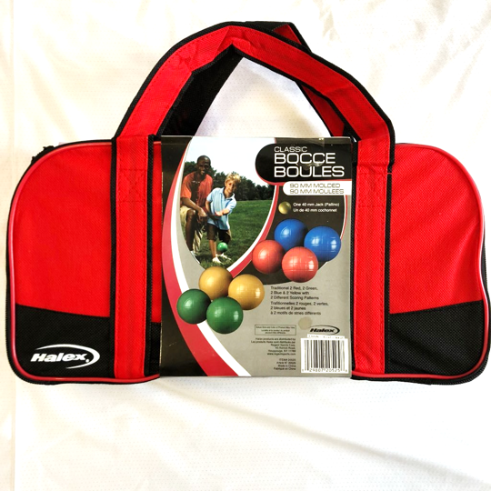 Bocce Ball Family Set