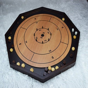 Crokinole (3 in 1 Deluxe Board)