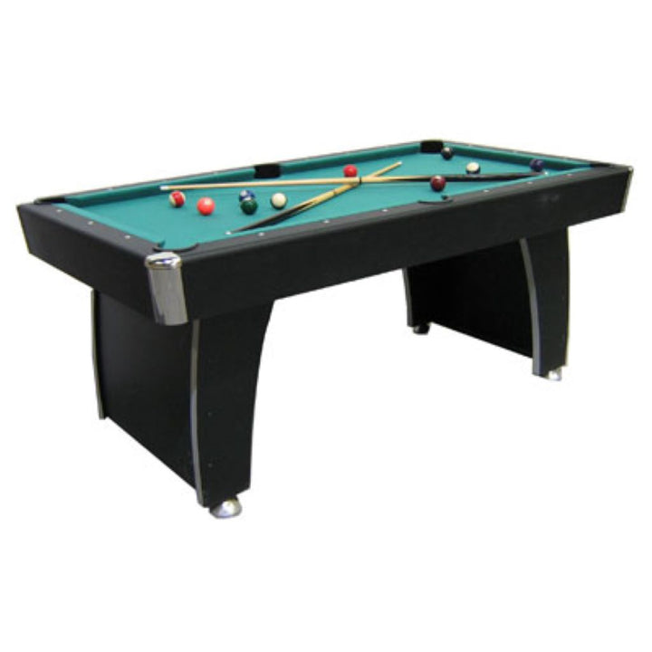 Compact 6 Ft Pool Table