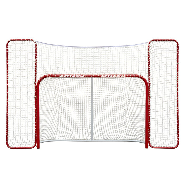 Regulation Size Hockey Net with Backstop
