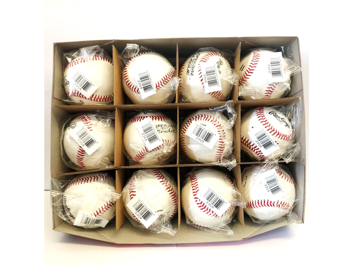 Official League Baseball 12 Pack