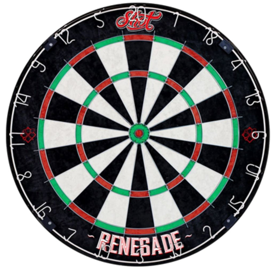 Shot Renegade Dart Board