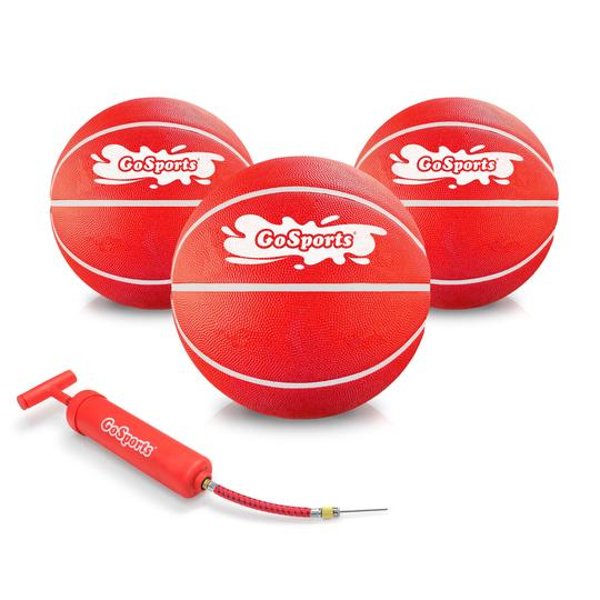 Swimming Pool Basketball (3 Pack)