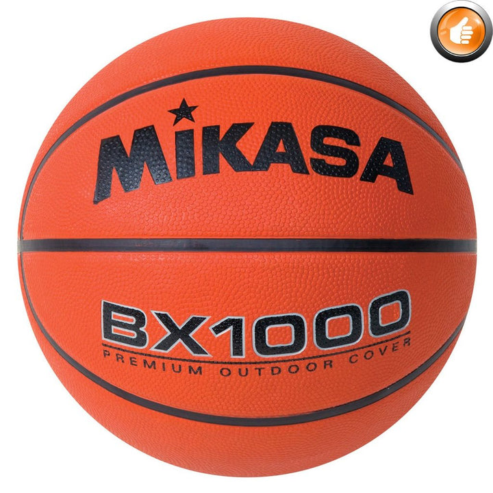 Rubber Outdoor Basketball