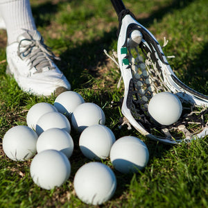 Lacrosse Training Balls (12 Pack)
