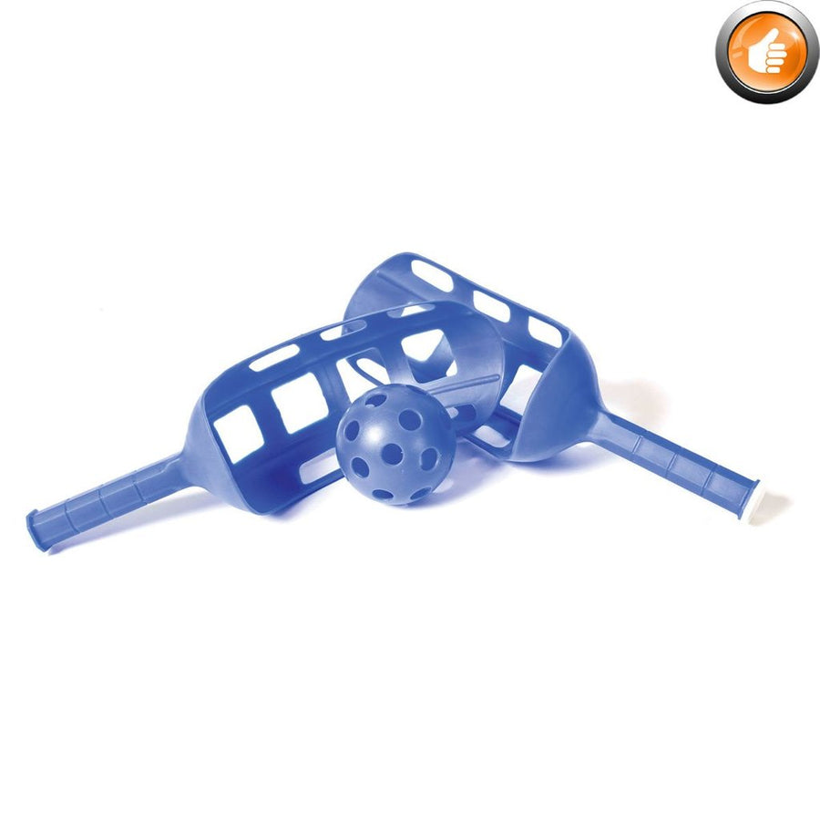 Plastic Scoops and Ball Set