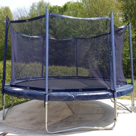 Jumpfree Trampoline with Safety Net (14')